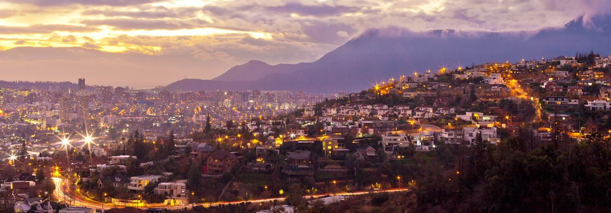 Departamentos en venta en Santiago