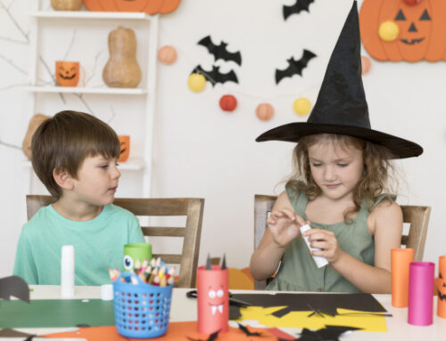 Tips para decorar en Halloween con la familia