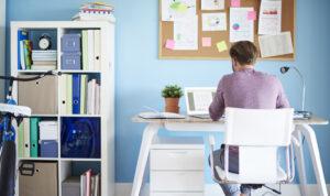 oficina ideal en casa